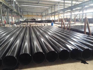 2742 tons L360X52 LSAW pipe to Nepal