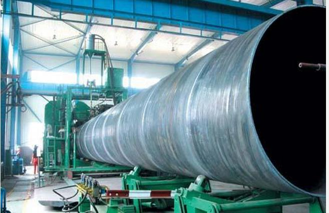 7535tons A302 GrA LSAW steel pipe to Pakistan