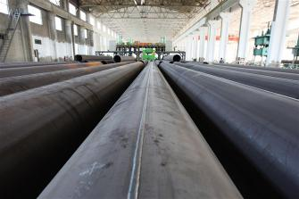 API 5L LSAW Pipeline used for Hydro-power station of the Suez Canal