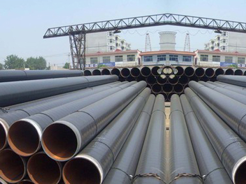 ASTM A252 Grade 2 Welded steel pipe piles