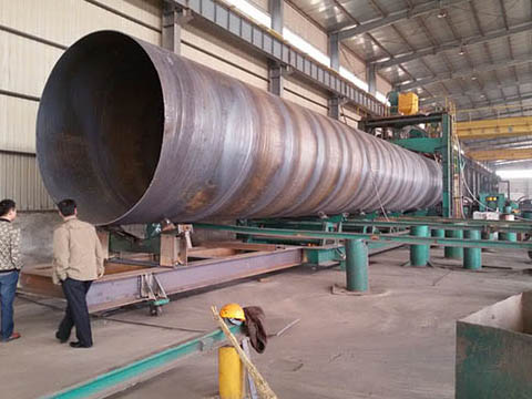 ASTM A 53 Grade B welded steel pipe