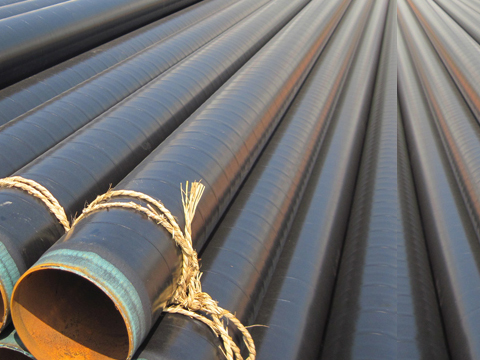 ASTM A671 CH100 LSAW steel pipeline