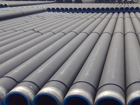 ASTM A671 CJ101 LSAW steel pipeline