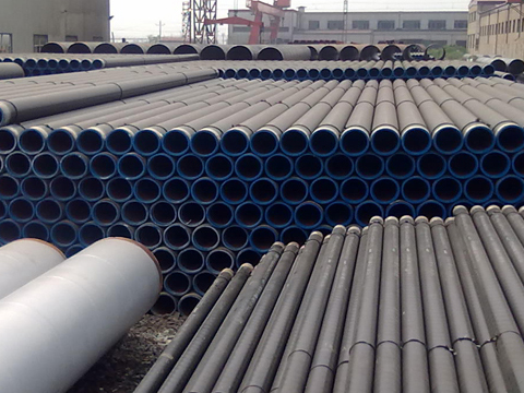 ASTM A671 CJ109 LSAW steel pipeline