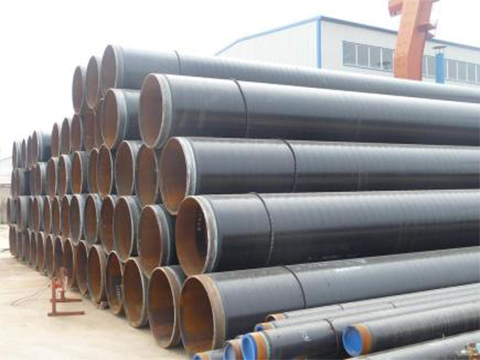 ASTM A671 CP75 LSAW steel pipeline