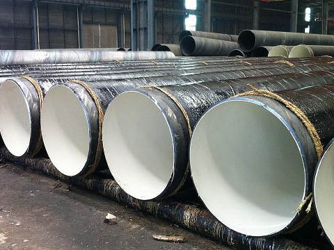 ISO 3183 L245 / B PSL1 LSAW pipeline