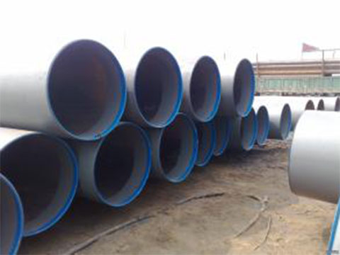 ISO 3183 L485 / X70 PSL1 LSAW pipeline