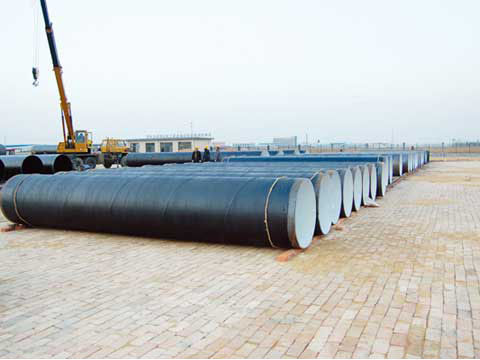 ISO 3183 L290 / X42 PSL1 LSAW pipeline